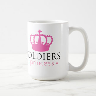 Soldiers Princess Mug