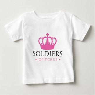 Soldiers Princess T-shirts