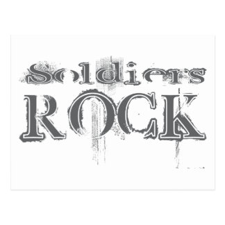 Soldiers Rock Postcard