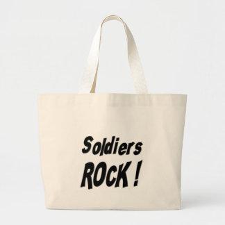 Soldiers Rock! Tote Bag