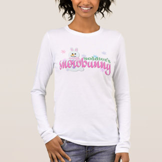 Soldier's Snowbunny Long Sleeve T-Shirt