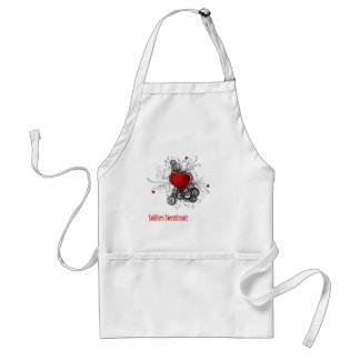 Soldiers Sweetheart Adult Apron