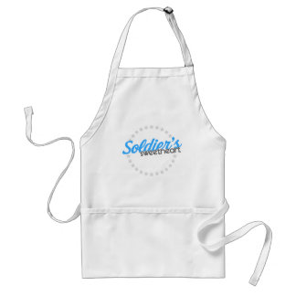 Soldier's Sweethearts Adult Apron