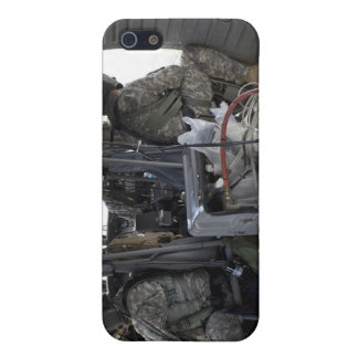 soldiers watch for hazards case for iPhone SE/5/5s