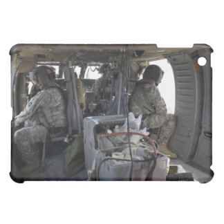 soldiers watch for hazards iPad mini cover
