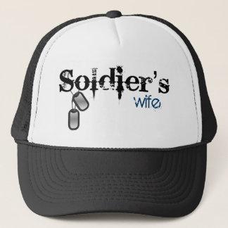 Soldier's Wife Trucker Hat