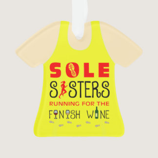 Sole Sisters Girls' Weekend Commemorative Ornament