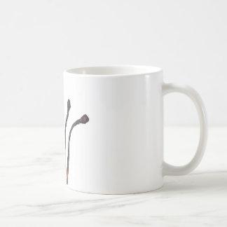 Sole survivor classic white coffee mug