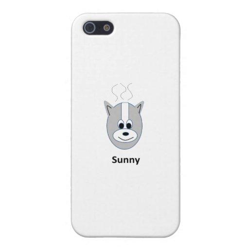 Soleado iPhone 5 Carcasas