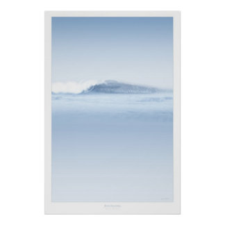 Soledad azul poster
