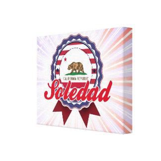 Soledad, CA Impresiones En Lienzo Estiradas