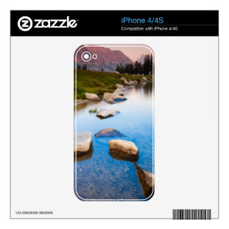 Soledad del lago skin para el iPhone 4