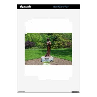 Soledad por el pliegue Langland Calcomanías Para El iPad 2