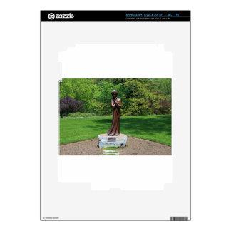 Soledad por el pliegue Langland iPad 3 Pegatina Skin