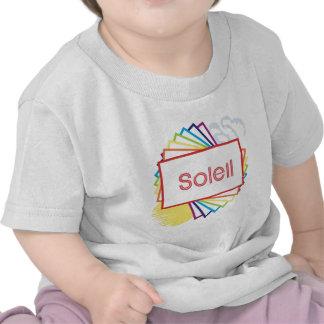 Soleil Camiseta