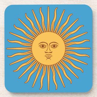 Soleil Sun Beverage Coaster