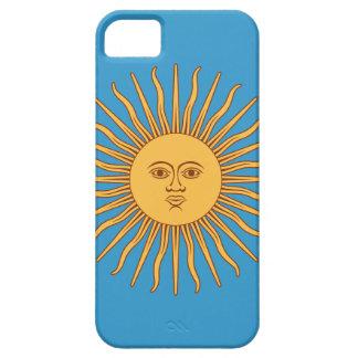 Soleil Sun iPhone 5 Carcasas