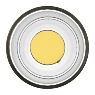 Soleil Yellow-Citrus Lemon-French Chateau Wedding Pet Bowl