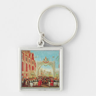 Solemn and Peaceful Entry of the Army Keychain