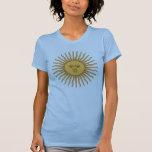 Solenoide de Mayo de la Argentina Camiseta