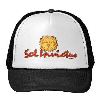 Solenoide Invictus Gorros Bordados