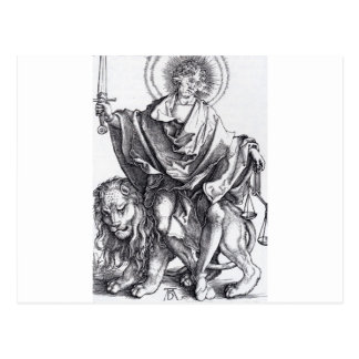 Solenoide Justitiae de Albrecht Durer Tarjetas Postales