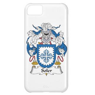 Soler Family Crest iPhone 5C Cases