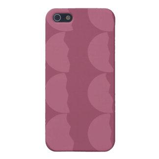 Soles ponientes - modelo simple iPhone 5 carcasa