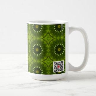 Soles verdes taza de café