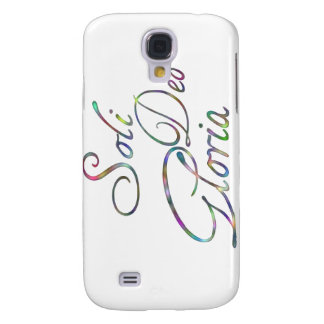 Soli Deo Gloria Samsung Galaxy S4 Covers