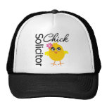 Solicitor Chick Trucker Hat