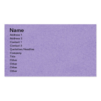 solid02 PERFECTLY LIGHT PURPLE MAUVE BACKGROUNDS T Business Card
