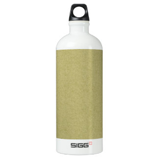 SOLID08 SOLID TAN GREENISH NEUTRAL COLOR  TEMPLATE WATER BOTTLE
