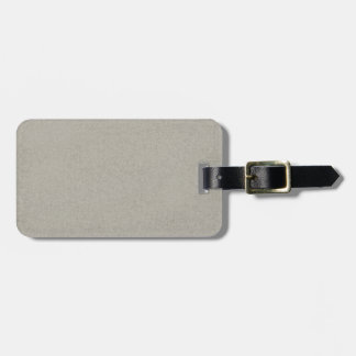 solid10 STEEL SOLID LIGHT GREY GRAY TEXTURE TEMPLA Bag Tags