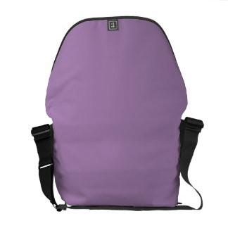 Solid African Violet Purple Courier Bags