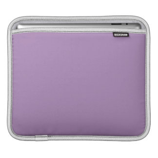 Solid African Violet Purple Sleeve For iPads