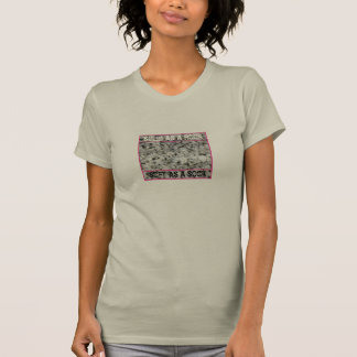 Solid as a Rock Soft as a Sock Geology T-Shirt