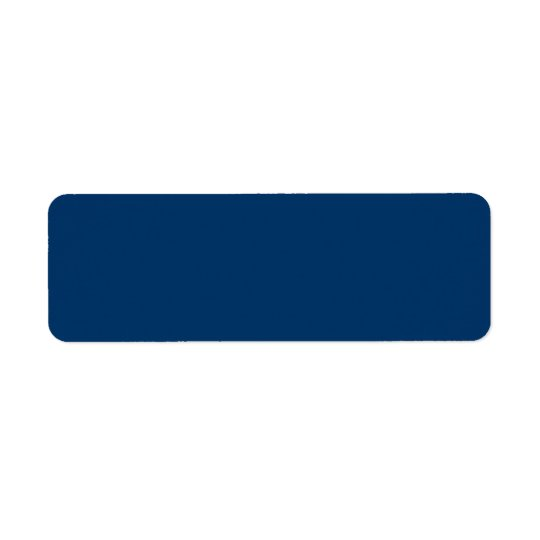 solid background 003366 dark blue address labels zazzle com
