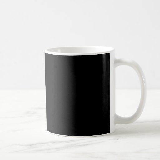 SOLID BLACK BACKGROUND WALLPAPER TEMPLATE  Feel fr Coffee Mug