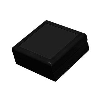 Solid Black Gift Box
