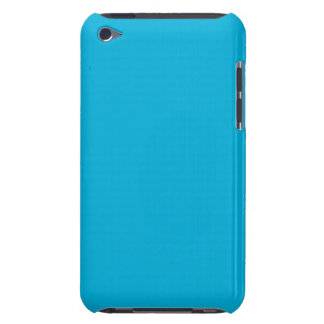 Solid Blue iPod Case-Mate Case