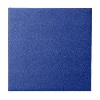Solid Blue Glimmer Ceramic Tiles