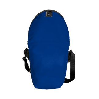 Solid Cobalt Blue Courier Bags
