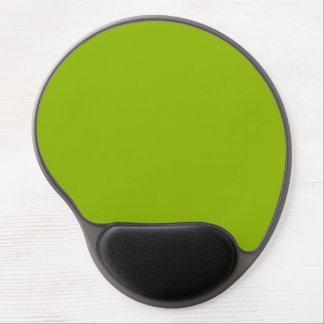 Solid Color: Apple Green Gel Mouse Pad