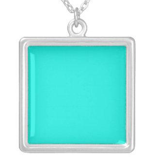 Solid Color: Bright Aqua Jewelry