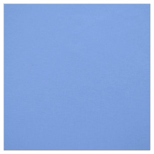 Solid Color Cornflower Blue Fabric