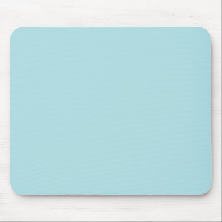 Solid Color Light Powder Blue Mouse Pad