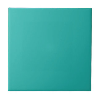 Solid Color Light Sea Green Tiles