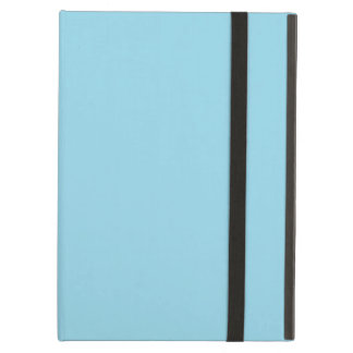 Solid Color Pastel Blue iPad Air Covers