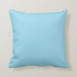 Blue Pastel Background Pillows - Blue Pastel Background Throw Pillows Zazzle